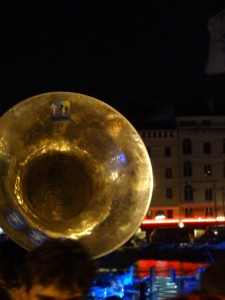 Brass band | Marseille