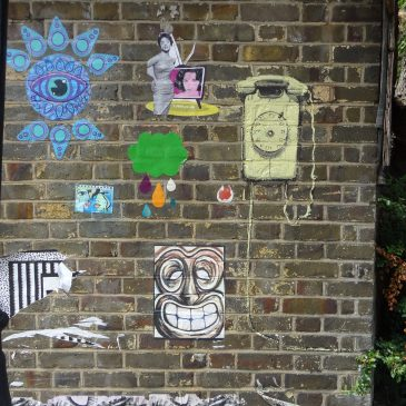 Angel, Barbican, Brick Lane, Hackney | Walking London