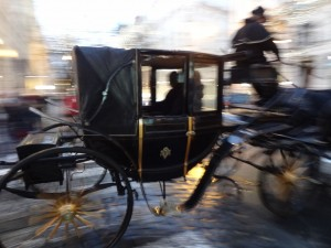 Charles bridge - Carriage - story