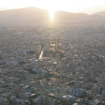 Filopappou | Athens, Greece
